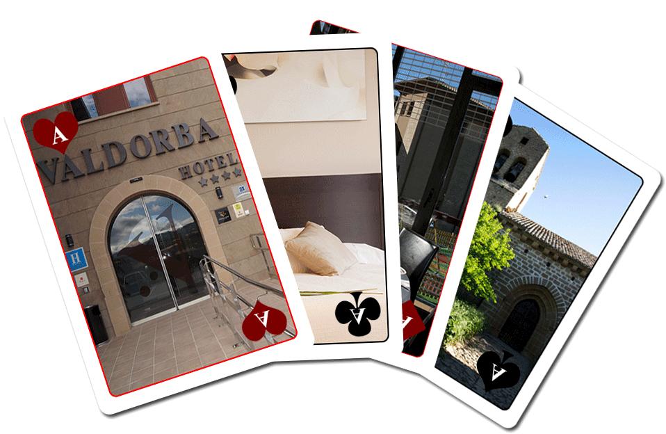 Ases Hotel Rural Valdorba en Navarra