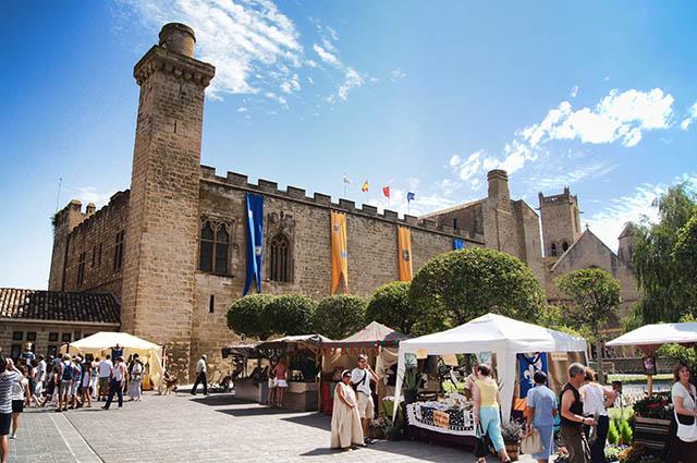 Este fin de semana fiestas medievales de olite hotel for Eventos en madrid este fin de semana